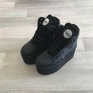 de738c601 buffalo london Shoes - Buffalo London high tower sneakers - 38